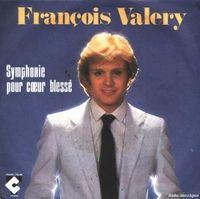 Cover François Valéry - Symphonie pour cœur blessé