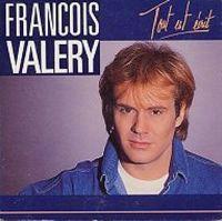 Cover François Valéry - Tout est écrit