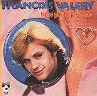 Cover François Valéry - Tu as gagné je t'aime
