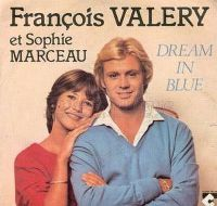 Cover François Valéry & Sophie Marceau - Dream In Blue
