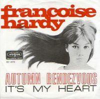 Cover Françoise Hardy - Autumn Rendez Vous