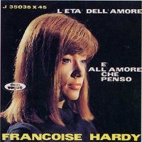Cover Françoise Hardy - L'età dell'amore