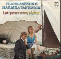 Cover Frank Ashton & Mariska van Kolck - Let Your Sun Shine