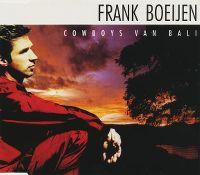 Cover Frank Boeijen - Cowboys van Bali