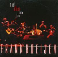 Cover Frank Boeijen - Niet alleen naar huis