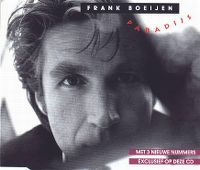 Cover Frank Boeijen - Paradijs