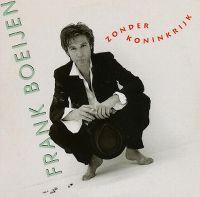 Cover Frank Boeijen - Zonder koninkrijk