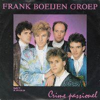 Cover Frank Boeijen Groep - Crime passionel