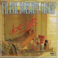 Cover Frank Boeijen Groep - Doe iets