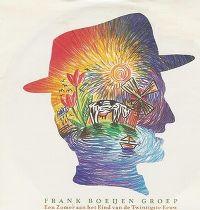 Cover Frank Boeijen Groep - Een zomer aan het einde van de twintigste eeuw