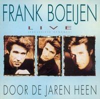 Cover Frank Boeijen Groep - Live door de jaren heen