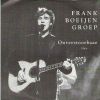 Cover Frank Boeijen Groep - Onverstoorbaar (Live)