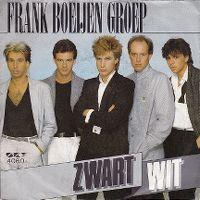 Cover Frank Boeijen Groep - Zwart wit