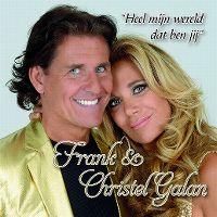 Cover Frank & Christel Galan - Heel mijn wereld dat ben jij