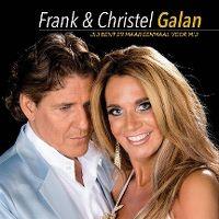 Cover Frank & Christel Galan - Jij bent er maar éénmaal voor mij