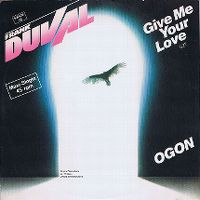 Cover Frank Duval - Give Me Your Love
