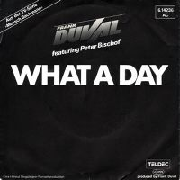 Cover Frank Duval feat. Peter Bischof - What A Day
