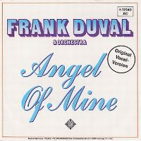 Cover Frank Duval & Orchestra - Angel Of Mine