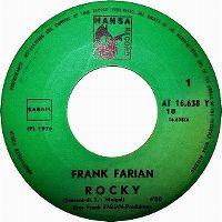 Cover Frank Farian - Rocky