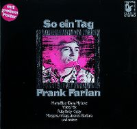 Cover Frank Farian - So ein Tag