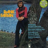Cover Frank Farian - So muß Liebe sein