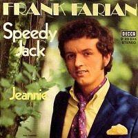 Cover Frank Farian - Speedy Jack
