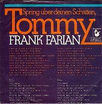 Cover Frank Farian - Spring über deinen Schatten, Tommy
