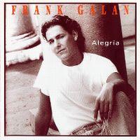 Cover Frank Galan - Alegria