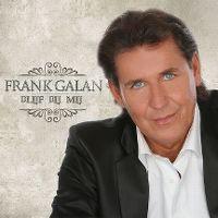 Cover Frank Galan - Blijf bij mij