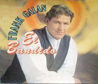 Cover Frank Galan - El bandido