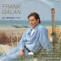 Cover Frank Galan - El verano y tu