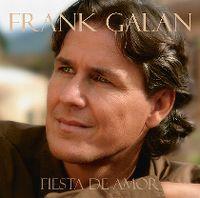 Cover Frank Galan - Fiesta de amor