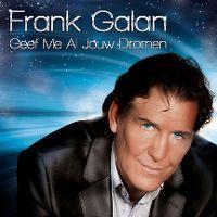 Cover Frank Galan - Geef me al jouw dromen