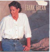 Cover Frank Galan - Haar Casanova