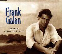 Cover Frank Galan - Maria, reina del mar