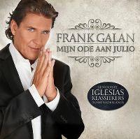 Cover Frank Galan - Mijn ode aan Julio
