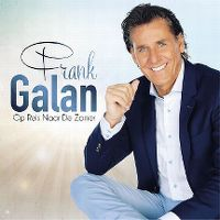 Cover Frank Galan - Op reis naar de zomer