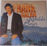 Cover Frank Galan - Rebelde amor