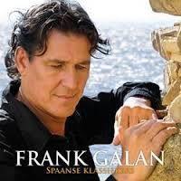 Cover Frank Galan - Spaanse klassiekers