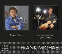 Cover Frank Michael - Bonjour l'amour / Mes premiers amours (1975-1985)