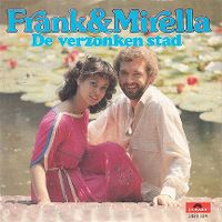 Cover Frank & Mirella - De verzonken stad
