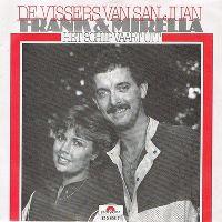 Cover Frank & Mirella - De vissers van San Juan