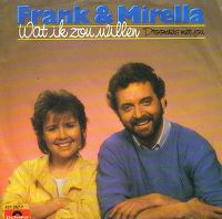 Cover Frank & Mirella - Wat ik zou willen