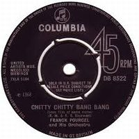 Cover Frank Pourcel & His Orchestra - Chitty Chitty Bang Bang