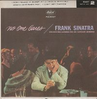 Cover Frank Sinatra - (I Don't Stand) A Ghost Of A Chance