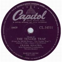 Cover Frank Sinatra - (Love Is) The Tender Trap