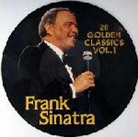 Cover Frank Sinatra - 20 Golden Classics Vol. 1