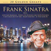Cover Frank Sinatra - 20 Golden Greats