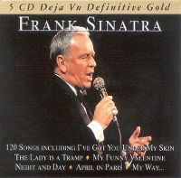 Cover Frank Sinatra - 5 CD Deja Vu Definitive Gold