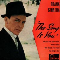 Cover Frank Sinatra - Aint'cha Ever Comin' Back